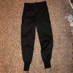 H&M high waisted athletic joggers